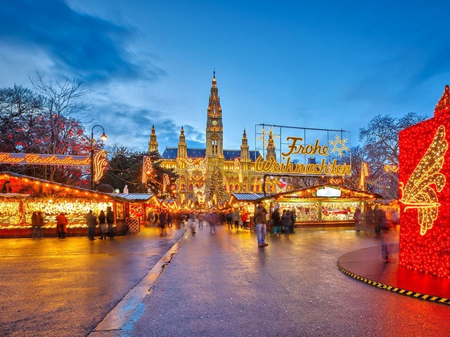 Christmas Markets River Cruise with AmaWaterways November 24, 2019
