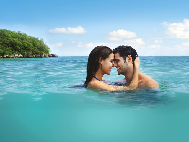 Love is a Trip With Couples Resorts