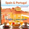 Spain & Portugal Honeymoon Package