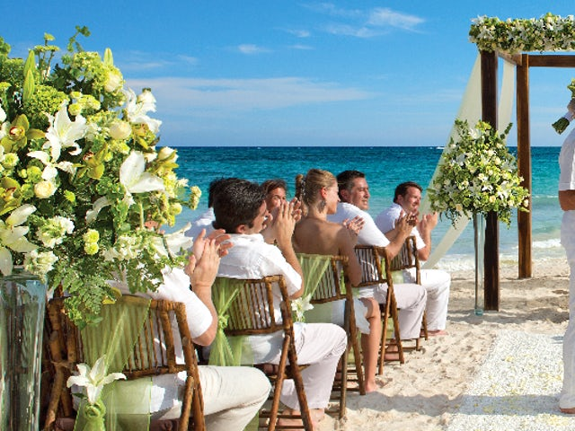 Beyond Memorable Destination Wedding with AMResorts