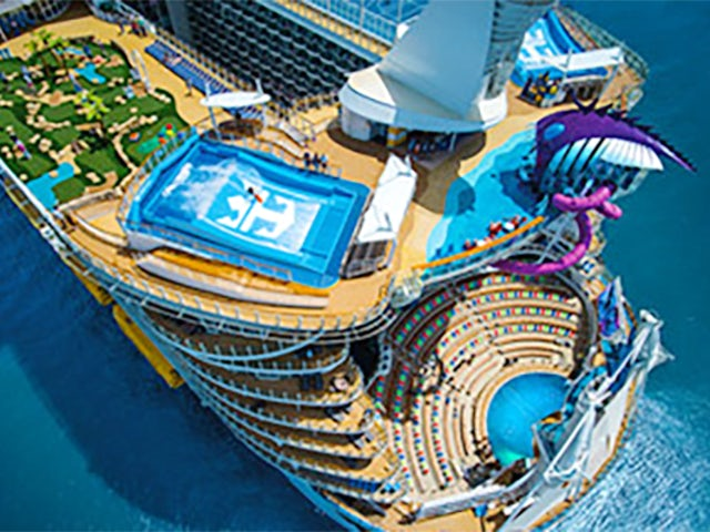 30% OFF Every Guest with Royal Caribbean