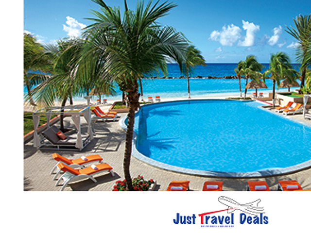 Great Getaways | Savings in Bloom Receive up to $300 in Instant Savings at Sunscape Curaçao Resort, Spa & Casino