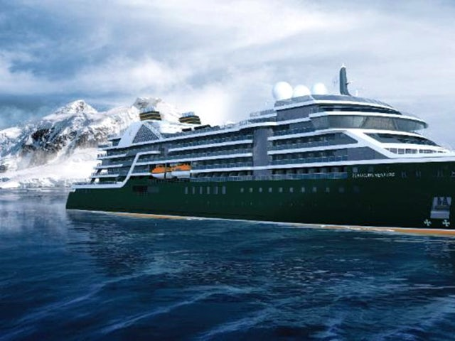 Seabourn Names First New Ultra-Luxury Expedition Ship 'Seabourn Venture'
