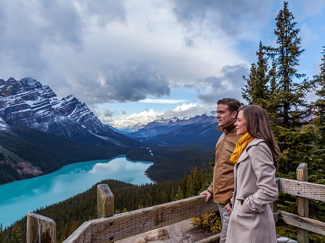 Canada Cruisetours - From Snow-Capped Peaks to Colonial Charm