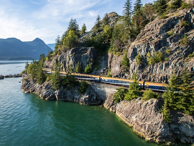 Rocky Mountaineer - Receive a free hotel night in select cities!