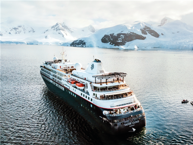 Silversea - Receive up to $300 shipboard credit and more!