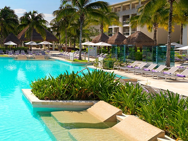RECEIVE up to two nights FREE at Paradisus Playa with WestJet Vacations