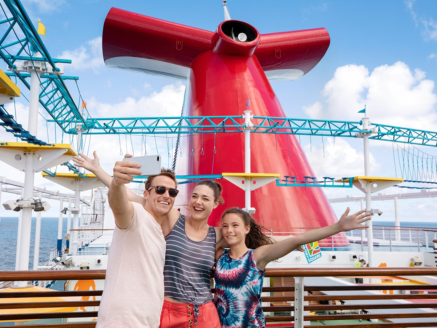 Carnival - Receive up to $50 to spend onboard!