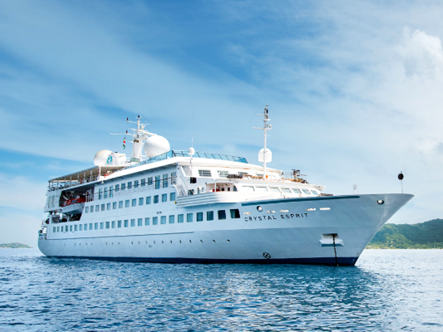 Save up to $2000 on Exotic Yachting Destinations with Crystal Cruises