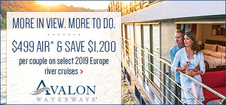 Avalon Waterways Apr 2019