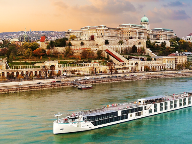 SAVE up to $3500 on Danube Dreams & Discoveries with Crystal Cruises
