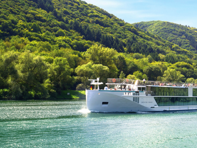 Save up to $1000 per suite + Best Available Suite with Crystal Cruises