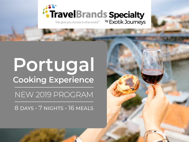Exotik Journeys - Culinary experience in Portugal!