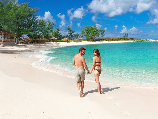 WestJet Vacations - First night free at select Sandals® Resorts!