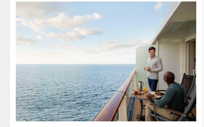 Cruise In Style and Save With Celebrity