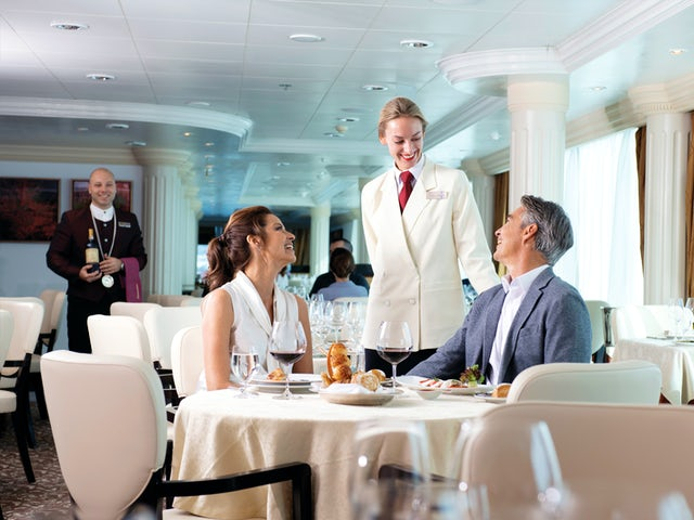 Oceania Cruises - Free pre-paid gratuities!
