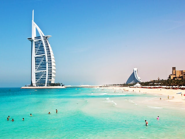 Goway Travel - Dubai & Maldives on Sale!