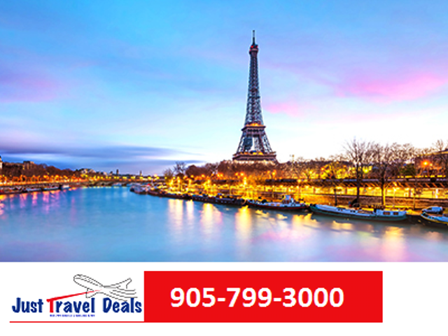 Reduced Rates, Room Upgrades, Free Nights & More in Europe!