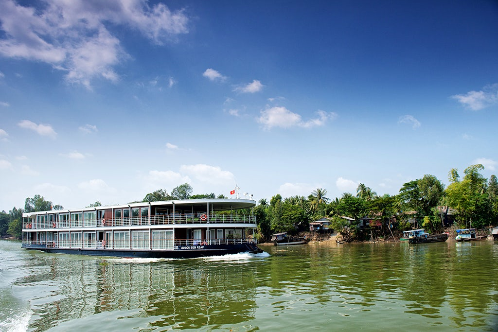 The Timeless Mekong… River of History