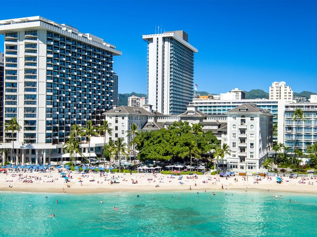 All About Hawaii - Complimentary Upgrade at The Westin Moana Surfrider!