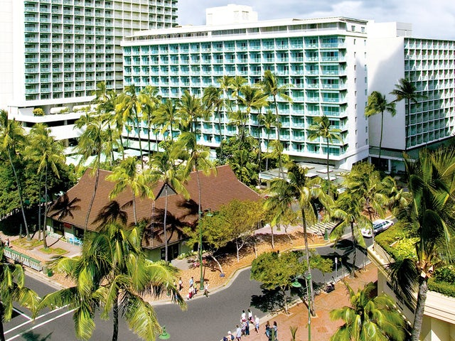 All About Hawaii - Complimentary Upgrade at Sheraton Princess Kaiulani!