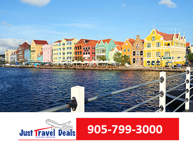 THREE NIGHTS IN CURAÇAO FROM $291 Feel It For Yourself