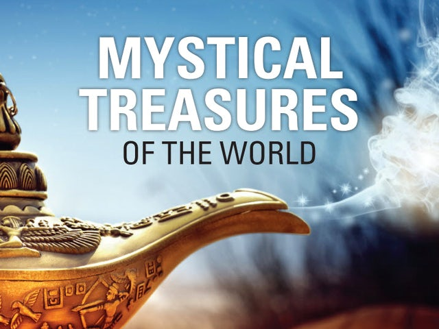 Mystical Treasures - Authentic Desert 4 X 4