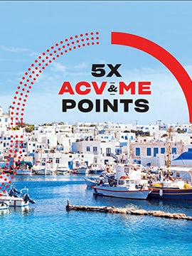 Air Canada Vacations: 5x ACV & Me - Book Europe by April 30