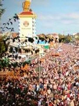 Oktoberfest 2019: Wurst, Beer & Bavarian Culture