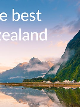 Cruise New Zealand with Princess and get up to $135 OBC!