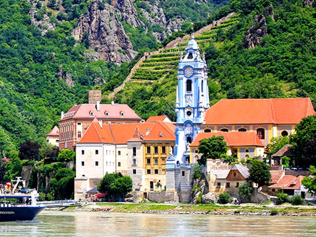 Receive FREE Airfare on the Danube River Cruise with Avalon Waterways
