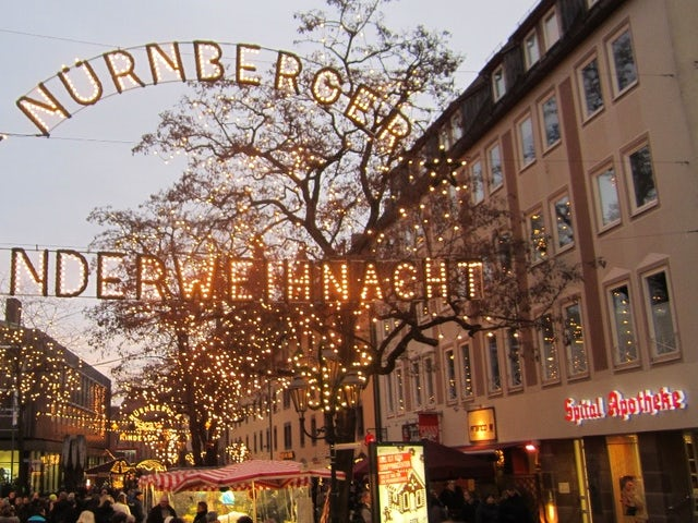 Festive Season in the Heart of Germany