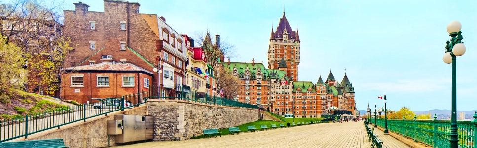 EXPLORE CANADA'S FAVOURITE CITIES