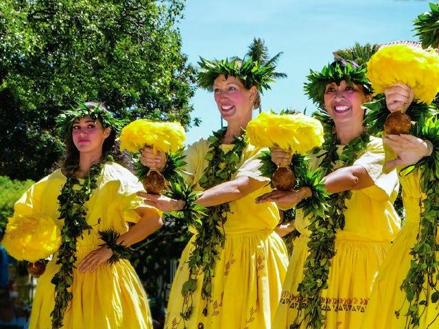 Shriners' Hawaii Group