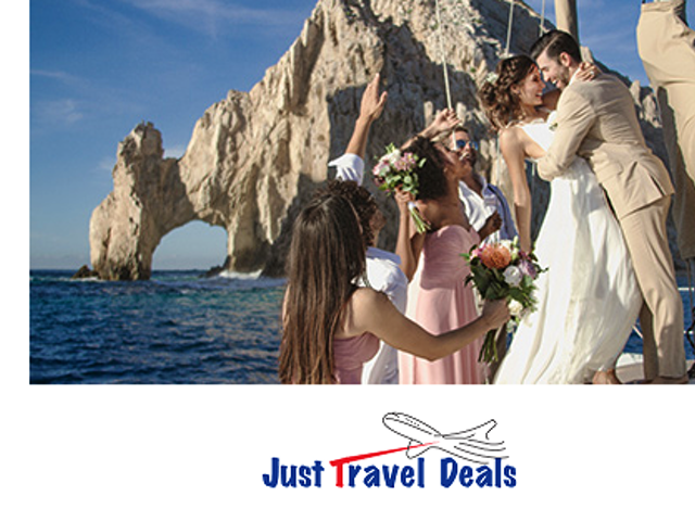 Destination Weddings in Los Cabos. Complimentary Flights, Rooms, Upgrades and More!