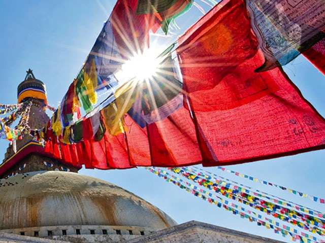 $199 deposit on Colours of Nepal with Just You