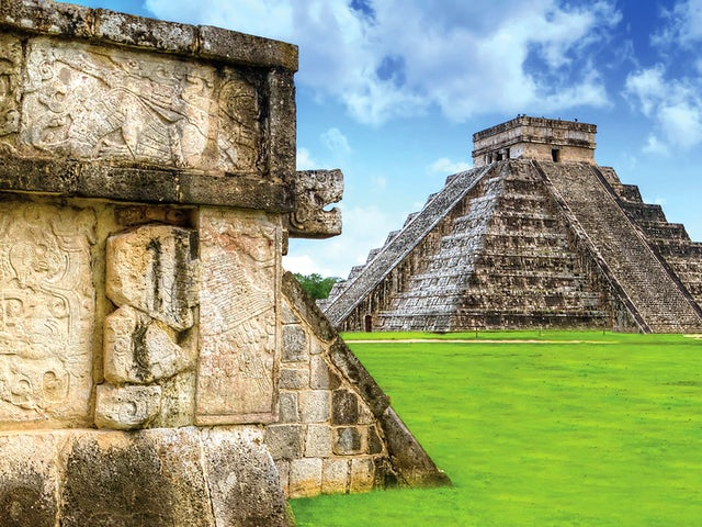 Goway Travel - Wonders of Mayan Mexico with International Airfare!
