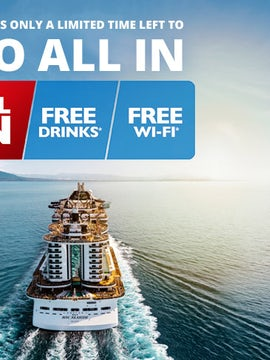 Limited Time Remaining! MSC Cruises Invites You to 'Go All In'