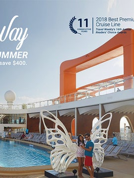 Sail Your Way on Celebrity Cruises
