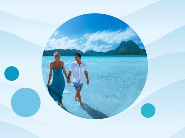 Paul Gauguin Cruises - Dream in Blue