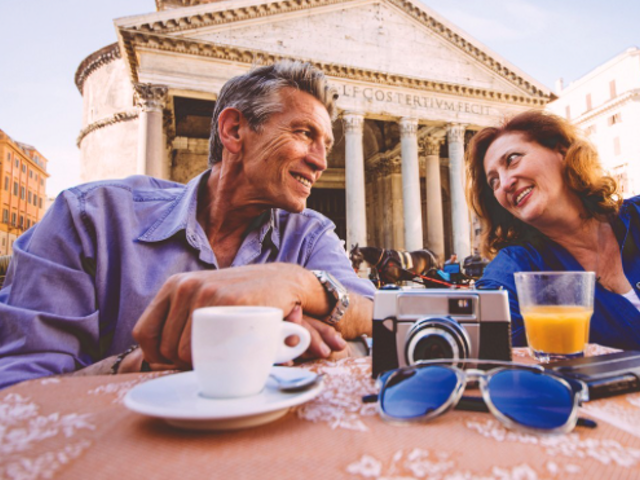Seniors' trips of a Lifetime Start with a Dream & Good Travel Protection