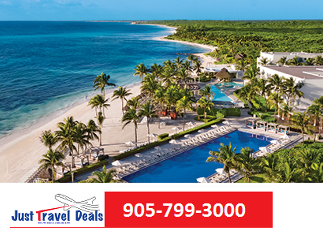 Complimentary Rooms, Upgrades & More at Dreams Tulum Resort & Spa
