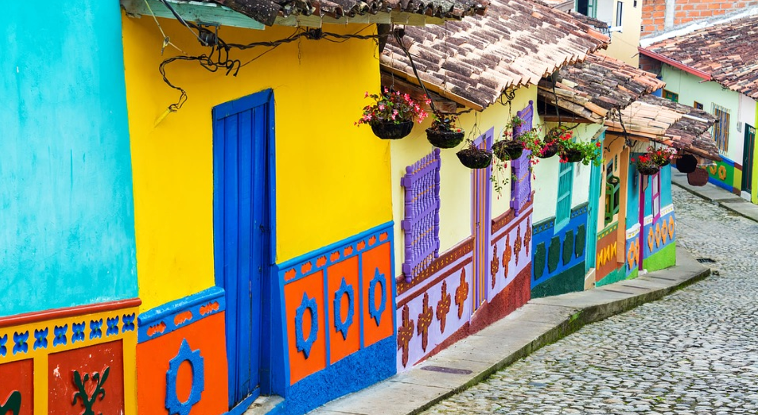 Experience Colombia!
