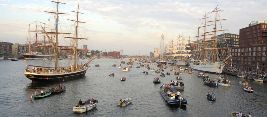 Sail Amsterdam Celebration