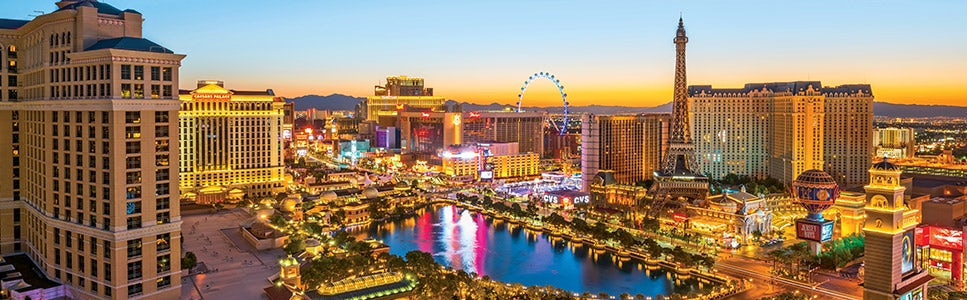 Save on Las Vegas Vacations