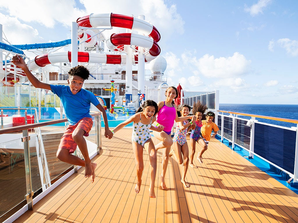 Carnival - Receive early saver rates and up to $50 to spend onboard!
