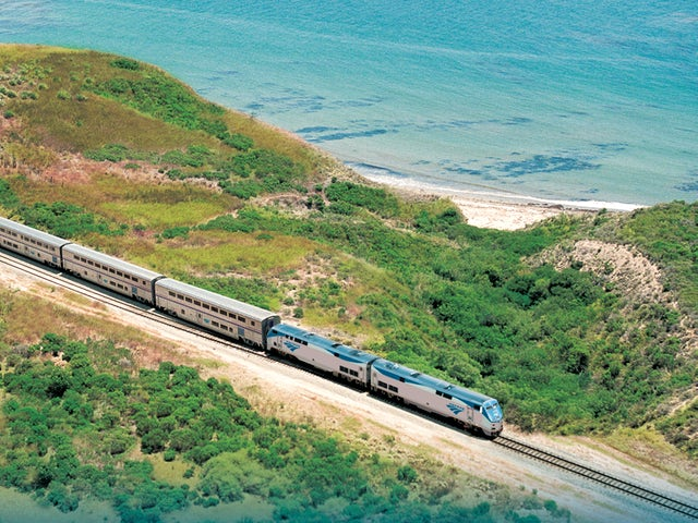 Amtrak Vacations - Save $100 per couple!
