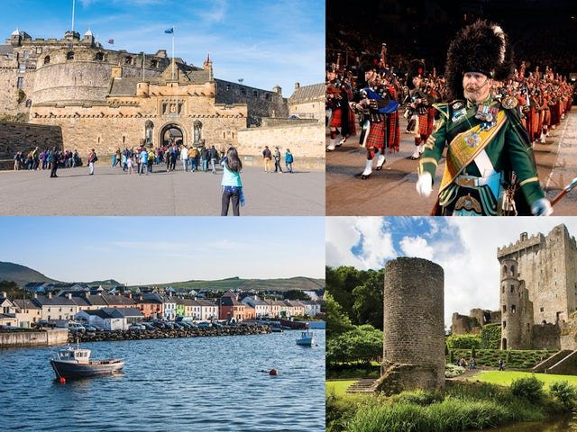 CIE Tours - Save 10% on Scotland and Ireland Combination Tours!