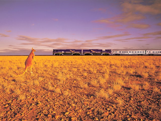 Goway Travel - Save up to $746 on the Indian Pacific Train!