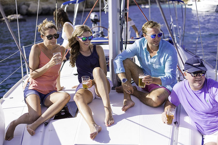Croatia Food & Wine Flotilla suggested itinerary